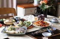 重陽のお節句ごはん - 登志子のキッチン