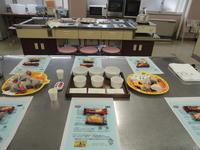 今年も家庭科室で・・・ - BEETON's Teapotのお茶会