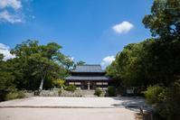 福岡旅行 観世音寺 - 尾張名所図会を巡る