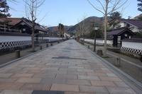 津和野町の殿町通りを散策 - レトロな建物を訪ねて