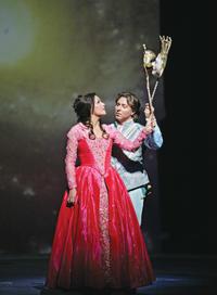『Romeo et Juliette』―MET Live Viewing encore - ことのは・ふらり・ゆらり・ふわり
