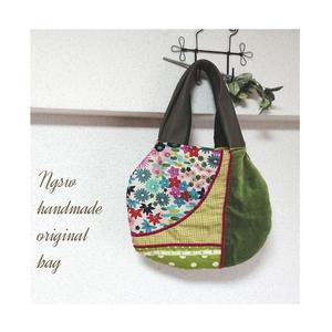 生徒さんの素敵なバッグ - ふくおか洋裁教室atelier.cheri