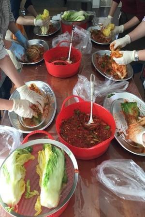 2018年12月のキムジャンレッスンのお知らせ - 美味しい韓国 美味しいタイ@玄千枝クッキングサロン