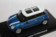 1/64 PAO FENG BMW Taiwan 7-11 Limited MINI Cooper S Hatchback - 1/87 SCHUCO & 1/64 KYOSHO ミニカーコレクション byまさーる