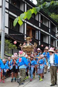 湯澤神社例祭2018/9/9 - 野沢温泉とその周辺いろいろ