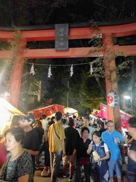 例大祭 - ゲストハウス東京かぐらざか