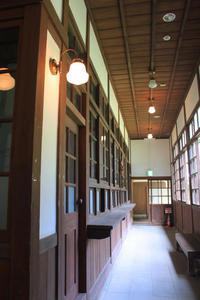 旧三角簡易裁判所(熊本)(3)。 - もりじいの備忘録。