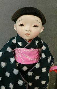 新人さんのご紹介〜その4♪ - 市松人形師~只今修業中