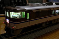 キハ181「はまかぜ」10年目の音入れ加工 - Scenery with Train ~列車のある風景~