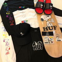 HUF X PEANUTS COLLECTION DELIVERY 2 - Growth skateboard elements