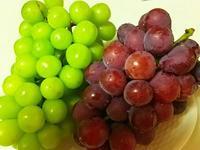 葡萄と祭りの季節 - 十色生活