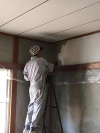 天井塗りのその先 - 風のいろ