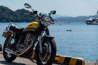 バイクは楽し!! YAMAHA SR400 -38- - ◆Akira's Candid Photography