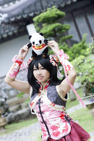 Kumikoさん@矢澤にこ 2018/09/15 - Rayblade Photos