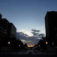 東京駅行幸通り夕景18.08.25 18:03 - スナップ寅さんの「日々是口実」