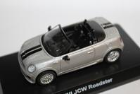 1/64 PAO FENG BMW Taiwan 7-11 Limited MINI JCW Roadster - 1/87 SCHUCO & 1/64 KYOSHO ミニカーコレクション byまさーる