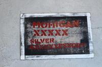 MOHICAN XXXXX SILVER AXXXXXESSORY30×45 - アクセサリー職人 モリタカツヤ MOHICAN XXXXX  Jewelry Factory KUROBE