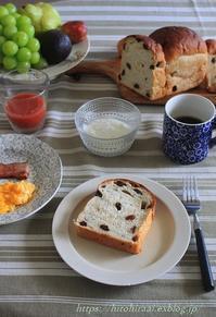 週末の朝食 - 暮らしを紡ぐ