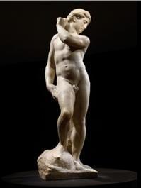 こちらも見逃せない!「ミケランジェロと理想の身体」展、国立西洋美術館 - カマクラ ときどき イタリア