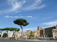 """""""9月中旬!イタリア「日中の日差しの強さ、どう?!」@コロッセオ・フォーリインペリアーリ通り界隈"""" ~ ローマこの先1週間のお天気 ~ - 「ROMA」在旅写ライターKasumiの最新!イタリア&ローマあれこれ♪"""