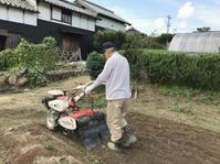 畝作りにヘトヘトだったが孫の声に元気を貰う - 島暮らしのケセラセラ