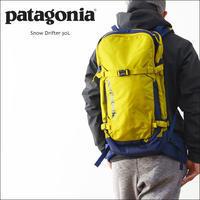 patagonia [パタゴニア正規代理店] SNOW DRIFTER 30L[48195] スノードリフター 30L/デイパック、リュックサック MEN'S/LADY'S - refalt blog