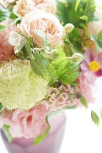 アイロニー花deレッスンSP - お花に囲まれて