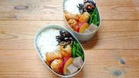 お弁当日記【9/16】 野菜の豚肉包み - マイニチが宝箱 - lcsyoko