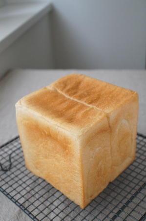 【レッスンのお知らせあり】ホップ種で焼いた食パンは格別♪ - launa パンとお菓子と日々のこと