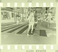 ネガ画像Kodak Tri-X400×Fuji SPD(1+1) - モノクロフィルム 現像とプリント 実例集