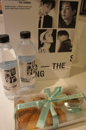 SHINee SPECIAL PARTY ? THE SHINING のためにソウルへ。 -