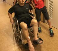 13.術後11日〜14日 - 脛骨骨折日記