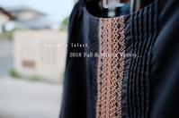 """Today's 2018 Fall & Winter Variety...9/17mon"" - SHOP ◆ The Spiralという館~カフェとインポート雑貨のある次世代型セレクトショップ~"