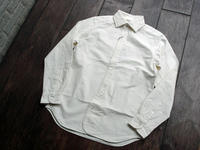 """NEW : Nigel Cabourn [BRITISH OFFICER'S SHIRT] """"OXFORD"""" 2018 FW !! - HOME TOWN STORE River Side"""