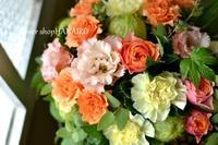 本田圭佑と蛭子能収のてるてる坊主。 - 花色~あなたの好きなお花屋さんになりたい~