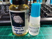 (discontinued) VHM Antony's High Lime Mojito(High Lime Mojito) - ぷぅ日記