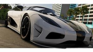 ゲーム「THE CREW2 Koenigsegg_AGERA R」 - 孤影悄然