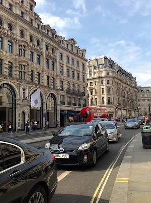 ロンドン(3)レンタサイクルが便利って本当? - マイケルと読書と、、