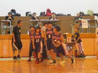 べっぷ温泉杯二日目 - 日出ミニバスケットボール