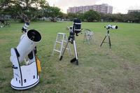 AZ-GTiで遊ぶ(6)観望会では使いにくいという話 - 亜熱帯天文台ブログ