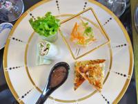 紅茶教室のランチ~浜松スタイルセゾン~ - 美味しい贈り物