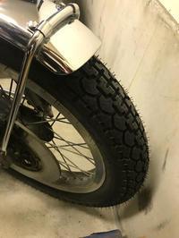 タイヤ交換Ⅱ - ドカポルGS