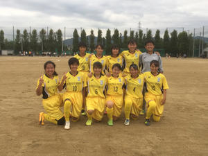 2018/9/17 選手権vs京都文教高校 - 京都聖母学院サッカー部ブログ