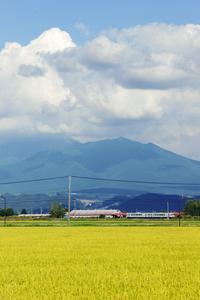 富良野…実りの風景 - 根室線の四季*