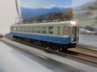 鉄コレ 伊豆急クモハ100 電飾 - 新湘南電鐵 横濱工廠3
