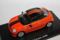 1/64 PAO FENG BMW Taiwan 7-11 Limited MINI Coue JCW - 1/87 SCHUCO & 1/64 KYOSHO ミニカーコレクション byまさーる