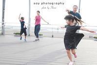 ひこうき、ひこうき - from自由が丘 ベビー・キッズ・マタニティ・家族の出張撮影、say photography