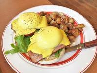 Eggs 'n Things でランチ♪とおうちごはんです! - おだやかなとき