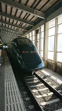 現美新幹線 - 追分日乗