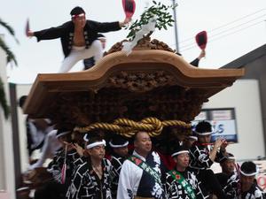 岸和田だんじり祭 -大阪府岸和田市- - JAZZの普段着写眞館